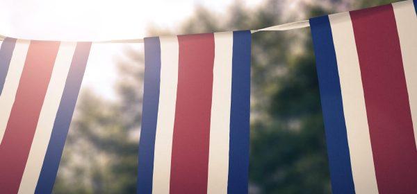 Costa Rica pennants