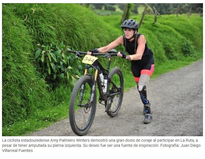 Endurance athlete Amy Palmiero Winters